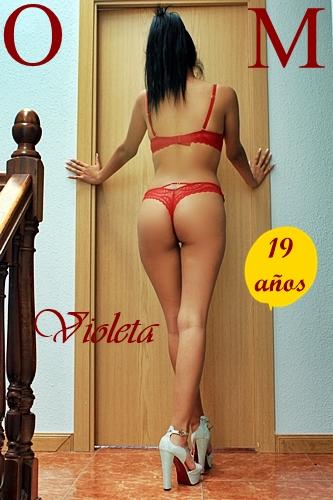 Violeta | oasisdemadrid